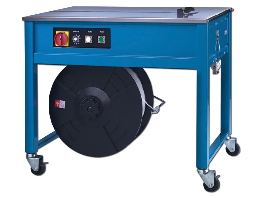 semi automatic strapping machine manual
