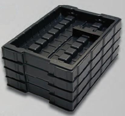 plateaux thermoform s sur mesure. Black Bedroom Furniture Sets. Home Design Ideas